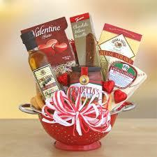 valentine italian gift basket california delicious