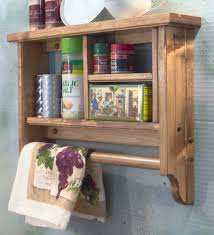 full size of bathroom magnificent wooden towel rack with shelf 8 lacquer brown rod and beadboard