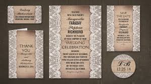 Burlap And Lace Wedding Invitations Read More Rustic Wedding Invitation With Burlap And White Lace