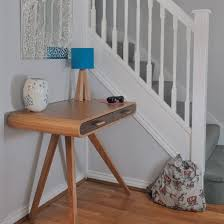 retro hall table. Console Table In Hallway Retro Hall