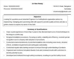 Career Objective For Mechanical Engineer Resume Electrical Engineer Resume Objective Engineering Resume