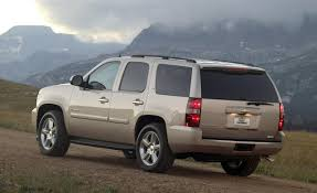 2008 Chevrolet Tahoe Specs and Photos | StrongAuto