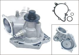 BMW 740iL Engine Water Pump Replacement (Airtex, Beck Arnley, CRP ...