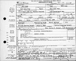 Requesting A Death Certificate Washington State Fetal Death Certificate Form Template