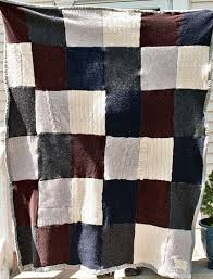 Mamaka Mills Recycled and Custom Memory Quilts: Gallery & recycled sweater quilt, recycled wool quilt Adamdwight.com