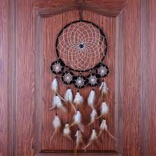 Beautiful Dream Catcher Images Inspiration Beautiful Dream Catcher HandWoven Six Ring Dreamcatcher For Home