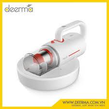 MÁY HÚT BỤI GIƯỜNG NỆM KHÔNG DÂY ĐA NĂNG XIAOMI DEERMA CM1300 diệt khuẩn  bằng tia UV (Bảo Hành 12 Tháng)
