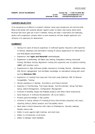 User Acceptance Testing Resume Free Resume Example And Writing