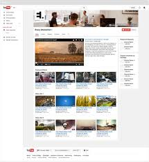 Youtube Template Psd Youtube Channel Gui Psd Template Every Interaction