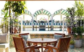 Glamorous Soho The Hotel City's Inside Travel Most New House Mumbai In - Pool Pictures