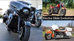 Evolution of the <b>Electra Glide</b> Harley-Davidson - YouTube
