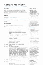 ... Resume format for Experienced Technical Support Beautiful Technical  Support Engineer Resume Samples Visualcv Resume ...