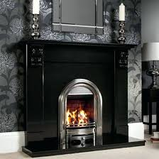 black fireplace surround fireplace from fireplaces are us for amazing black fireplace surround black granite tile