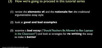a good argument essay co a good argument essay