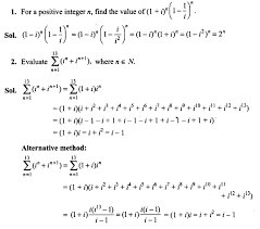 ncert exemplar problems class 11 mathematics chapter 5 complex numbers and quadratic equations