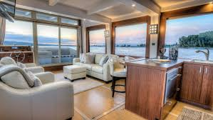 Breathtaking Wide Beam Boat Interior Design Images Ideas