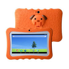 yuntab new black q88h kids tablet pc load iwawa kid software 3d game bluetooth educational apps with chic stand case