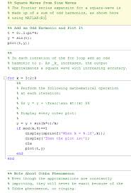 Publish and Share MATLAB Code - MATLAB & Simulink