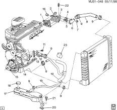 similiar chevy engine keywords chevy cavalier thermostat 2 2 engine diagram besides 2002 chevy s10 2