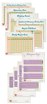 Current Culture Feeding Chart Refill Set For Puppy Culture Workbook