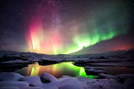 Image result for iceland aurora borealis