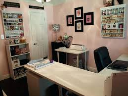 computer hutch home office traditional. L Shaped Craft Table Desk With Hutch Home Office Traditional Diy . Computer