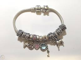 authentic pandora bracelet with pandora