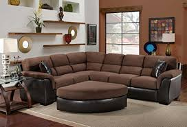 amazon furniture living room. chelsea home furniture mclean 2-piece sectional, san marino mocha/searider chocolate amazon living room n