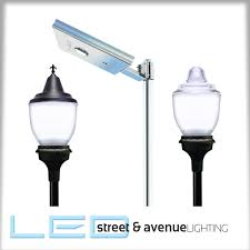 street and avenue lighting