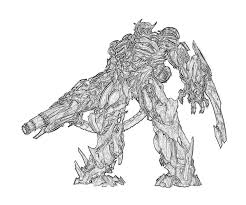 Small Picture Transformers Printable Coloring Pages go transformers Colouring