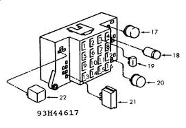 dodge ramcharger fuse box wiring diagrams online