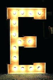 unique wall letters light up letters for wall light up letters for wall unique our rustic