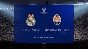 Реал Мадрид - Шахтёр Донецк | Лига Чемпионов | FIFA 21