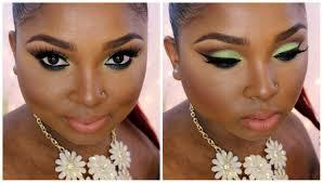 step by step makeup tutorial for dark skin photo 2