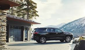 2018 Chevrolet Traverse: She's a Big 'Un - ClubLexus - Lexus Forum ...