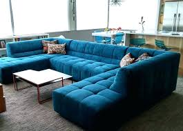 teal leather sectional turquoise couch living room set awesome spritz modern fabric inviting sofa pertaining to