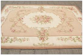 wool area rug 8x10 rug shabby chic pink ivory 100 wool area rugs 8x10