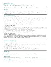 Resume Template Nice Resume Format Sample Resume Template Reference Unique Nice Resume