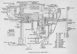 feel silly for asking but negative ground wiring question cmsnl com classic honda fansite honda wiring diagrams sl350 70 jpg