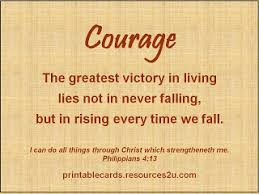 Christian Quotes On Strength And Courage Best of Christian Quotes Encouragement Inspirational Christian Quotes