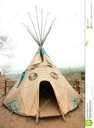 Native American Tepee stock image. Image of indigenous - 14997709