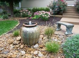 Small Picture Garden Fountains Ideas Garden Design Ideas
