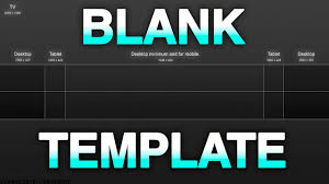 Best Youtube Banner Best Blank Youtube Banner Template With Gridlines 2017 Youtube