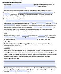 88 Best Of Florida Lease Purchase Agreement Form ...