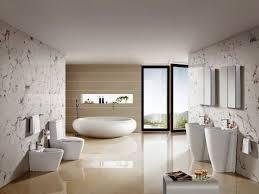 large modern bathroom. White Modern Bathroom Designs And Furniture In Minimalism Style Large