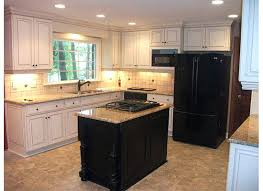 ranch style kitchen cabinets faced