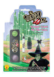 child wicked witch makeup kit