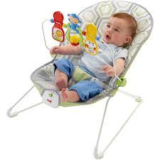 Fisher-Price Baby's Bouncer - Geo Meadow - Walmart.com