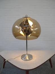 Lamp Raak Amsterdam Stijl Drie Wokkel Spots Tafellamp Jaren 70