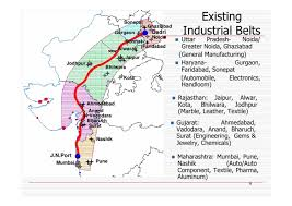These will be designed to keep the wildlife section unaffected from the new infrastructure. Delhi Mumbai Industrial Corridor Plan A Route Map For Logistic Transportation Logistic Data Bank